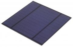 6V 550mA 3.3 Watt Photovoltaic Panel