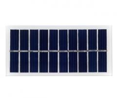 small 5V solar panel