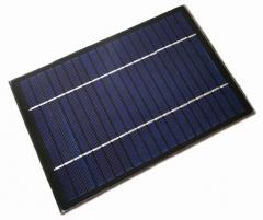 Panneau solaire de faible puissance 5.5W10V 5.5