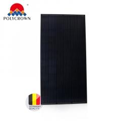 black poly solar panel 300w-310w 300~310