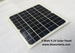 Panneau solaire de 5 watts 9.2V 5