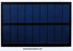 1.8W PET solar panel 4.5V 1.8