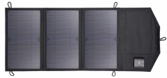 PORTABLE SOLAR CHARGER 7~28