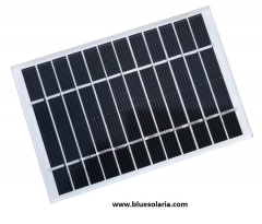 80×120mm glass+backsheet solar panel