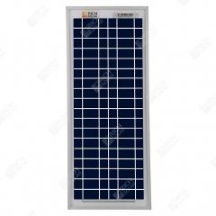 RICH SOLAR 10 Watt 12 Volt Polycrystalline Solar Panel