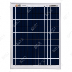 RICH SOLAR 20 Watt 12 Volt Polycrystalline Solar Panel