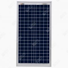 RICH SOLAR 30 Watt 12 Volt Polycrystalline Solar Panel