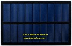 1.8Watt PV Module 4.5V 1.8