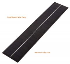 3Watt Solar Panel for shutter