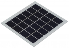 6 volts solar panel