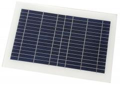 8W 15V Polykristallines Solarmodul