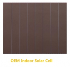 OEM indoor solar cell 50lux use