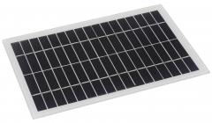 5W Solar Panel, 17V, Polycrystalline