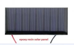 Urethane solar panel 4V 60mA 0.24