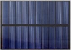 PET Solar Panel 5V 1W