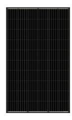 AS-6P30 Black 250-285W