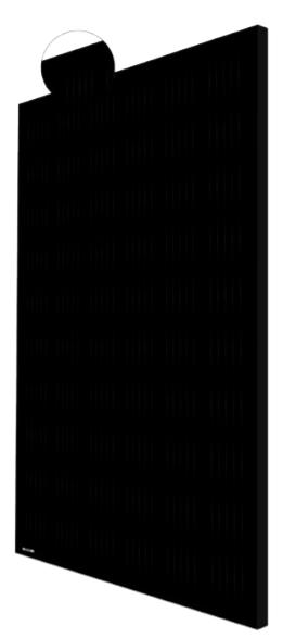 MEPV Total Black 300W