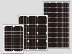 Mono Solar Panel 36 Cells 5W~120W