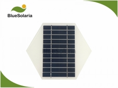 5.5V 1.5W small solar panels for lights