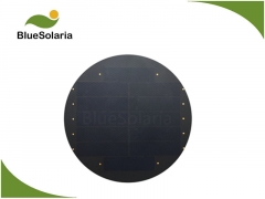 6V 0.72W 120mA Round Solar Panel for solar lighting 0.72