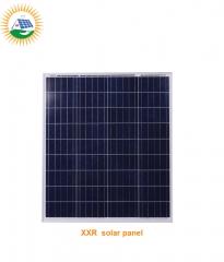 XXR PV modules poly 80W solar panel manuafcturer