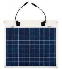 RICH SOLAR 50 Watt 12 Volt Flexible Polycrystalline Solar Panel
