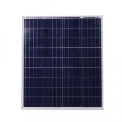 solar panel poly crystalline  80W solar panel