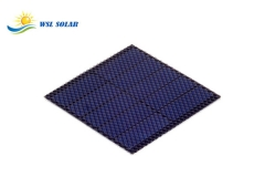 Cutomized solar panel, 5V 0.6W, ETFE solar panel