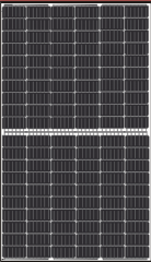 Black Frame Half-cut Mono 330W/340W/350W
