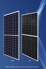 410W-390W Mono Solar Module (Double Glass) 390~410