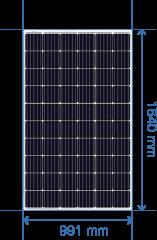TSP-60/60H 270-290W 270~290