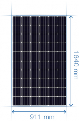 HPower TSM-60 300-320W 300~320