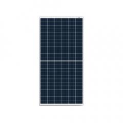 (5BB) 370-390W 72 half cells bifcial solar module