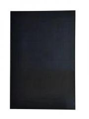 385w full black shingled solar module