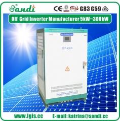 40KW solar power inverter