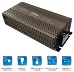 Pure Sine Inverter GP series 6000W 110V