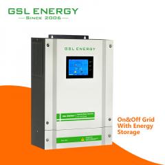 GSL 3.0K 3.2K 5.5K Hybrid Inverter