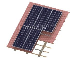 On Roof Tile Roof Solar Mounting Systems