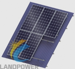 Roof Top Metal Roof Solar Mounting Systems