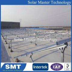 SMT-Flat Roof Mounting System