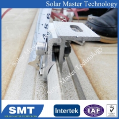 Solar Mounting Seam Roof Mounting Bracket for Commercial Industrial Roof
