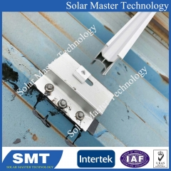 Adjustable Seam Roof Solar Mounting Solar System Solar Products