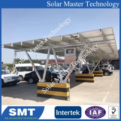 Solar Carport Steel Structure for Ground Mounting System