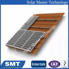 Solar Panel Mounting Aluminum Rail 10 Kw Solar Power Home System