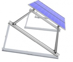 Adjustable Triangle Solar racking system