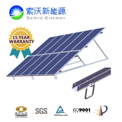 Triangle Aluminum PV Mounting System
