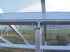 large ground light braket system