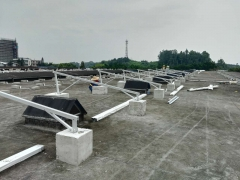 Concrete Rooftop  System