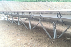 Piling Ground Mounting System