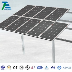 C Type Steel Solar Mounting System